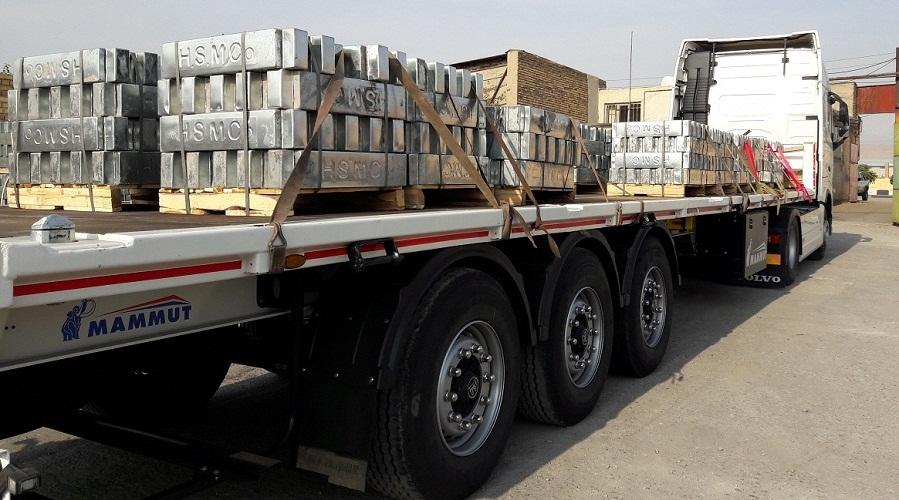 ارسال محصول علاوه بر شهرهای شیراز، اهواز، اصفهان، ارومیه و تهران، «صادرات به ترکیه»