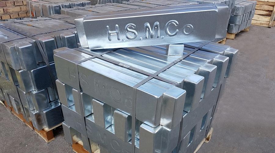 وزنه های فلزی آسانسور H.S.M. Co